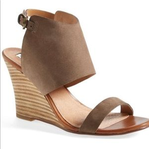 Halogen Clarette Wedge Sandals